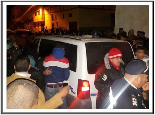 سيدي بنور:القبض على مرتكب جريمة القتل في حق بائع السيارات