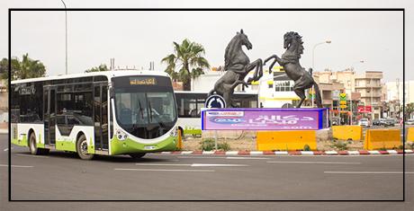 واقع خدمات النقل الحضري بالجديدة , ماذا بعد تحديث الأسطول و هل من تفكير في تكوين الجباة و المراقبين ؟