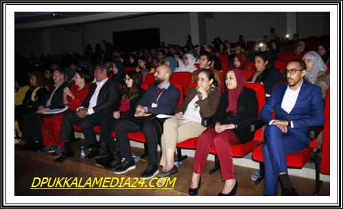 Communique de presse Conference TEDxChouaib Doukkali Theme : pourquoi pas …؟