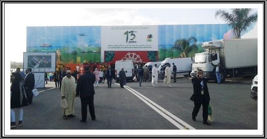 """عدسة و ميكروفون جريدة """"دكالةميديا24"""" حاضران بالمعرض الدولي للفلاحة بمكناس لتغطية اعلامية و اجراء حوارات مباشرة"""