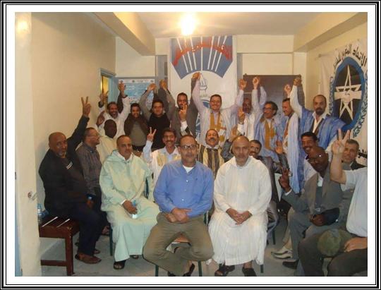 العيون:: الاتحاد المغربي للشغل يدعو للتعبئة للدفاع عن الوحدة الترابية للمملكة