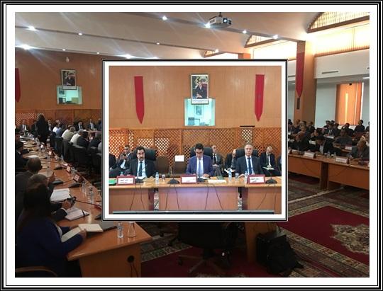 اللجنة التقنية الاقليمية تتدارس قطاع الفلاحة باقليم الجديدة