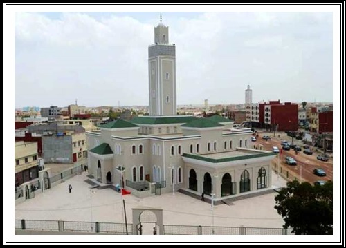 عامل سيدي بنور يشرف على افتتاح المسجد العتيق بالزمامرة