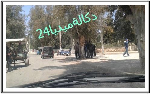 سكان اولاد افرج ينتظرون التغيير بدل الزيارات المتكررة