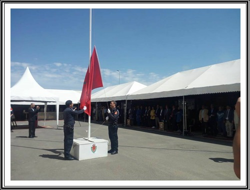 المنطقة الإقليمية للأمن الوطني بسيدي بنور تخلد الذكرى 62 لتأسيس المديرية العامة للأمن الوطني