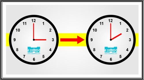 اليكم تاريخ تغيير الساعة الاضافية تماشيا مع شهر رمضان الأبرك