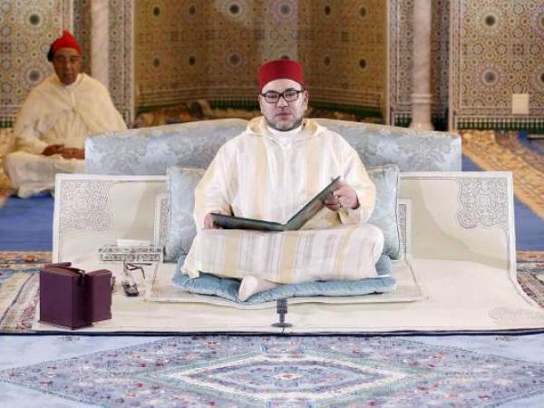 الملك محمد السادس يفتتح غدا الجمعة أول درس من الدروس الحسنية الرمضانية