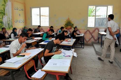 8488 تلميذا و تلميذة مترشحين لاجتياز امتحانات الباكالوريا بإقليم الجديدة برسم دورة يونيو 2018