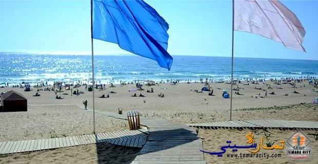 جماعة الحوزية تأذن لللواء الأزرف ليرفرف في سماء شاطئها