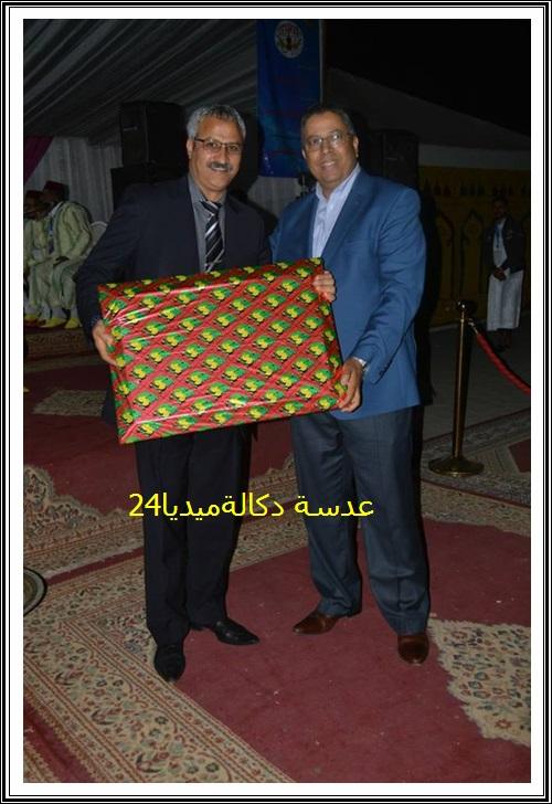 جمعية زرياب تكرم نجم الفن الشعبي احمد ولد العبدي بمناسبة تاسيسها