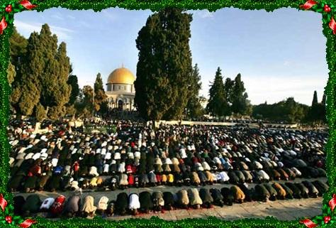 صلاة العيد:هذا هو توقيت صلاة العيد و أماكن اقامتها بالجديدة