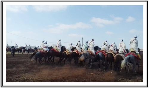 زاوية سايس:اختتام فعاليات مهرجان سيدي امحمد الطيبي