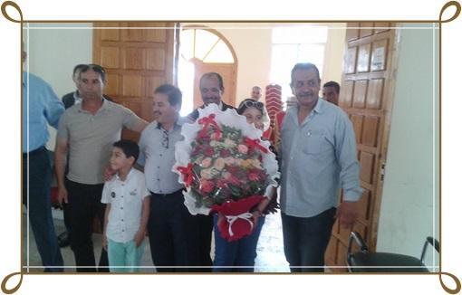 تكريم:ذ.محسن الشياضمي يحضى بتكريم بقاعة المديرية الاقليمية لوزارة التربية الوطنية
