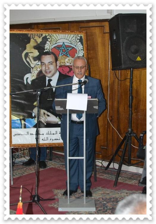 مديرية سيدي بنور تشكر المساهمين في دعم حفل تتويج التفوق