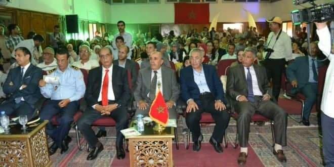 المديرية الإقليمية للتربية الوطنية بسيدي بنور تحتفل بمتفوقيها في حفل على شرفهم