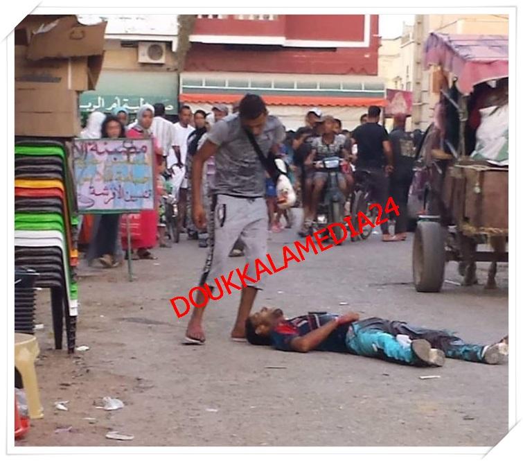 عاجل: جريمة قتل باولاد افرج