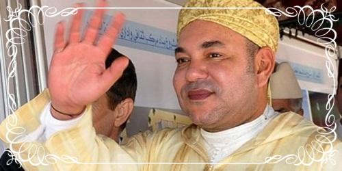 """رئيس جماعة اشتوكة """"عبد الرحيم أبو القسيم"""" يهنئ صاحب الجلالة بمناسبة عيد العرش"""