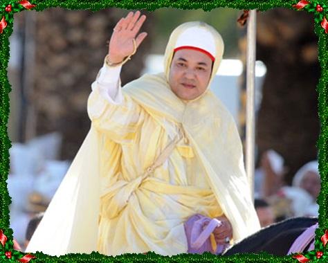 """السيد """"مصطفى الريكط"""" رئيس جماعة لمهارزة الساحل يتقدم بتهنئة عيد العرش الى السدة العالية بالله"""