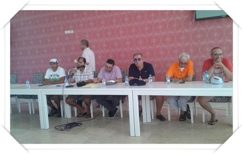 أولابلانكا1:اجتماع سانديك المنتجع يمر في جو مسؤول و شفاف و لعدم اكتمال النصاب القانوني يتم تأجيله الى يوم 7 أكتوبر المقبل