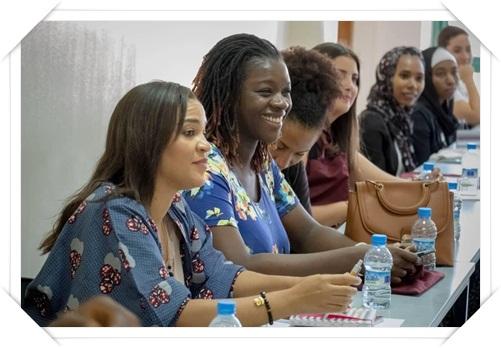 مراكش:افتتاح أشغال برنامج ريادة الأعمال 54 لقمة « المرأة في افريقيا ».
