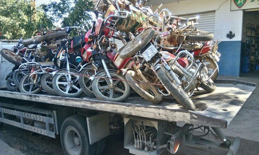 سيدي بنور:هذا ما أقدم عليه رئيس الهيئة الحضرية لوضع حد للغير الخاضعين للقانون من مستعملي الدراجات النارية