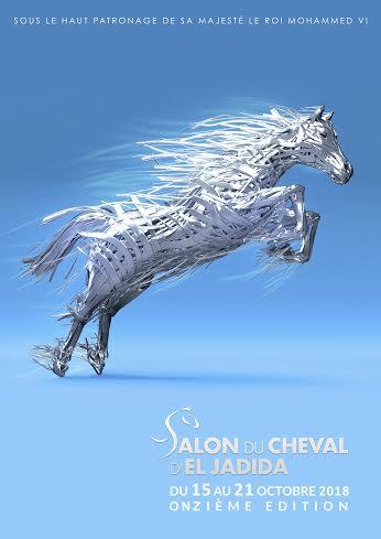 11e édition du Salon du Cheval D'El Jadida Thème :«Les Sports Équestres au Maroc