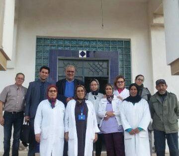 مندوبية الصحة بالجديدة: عملية افتحاص الجودة التي همت خمس مراكز صحية بالإقليم