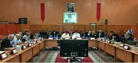 اللجنة التقنية الاقليمية تعقد اجتماعها الشهري لدراسة قضايا حيوية