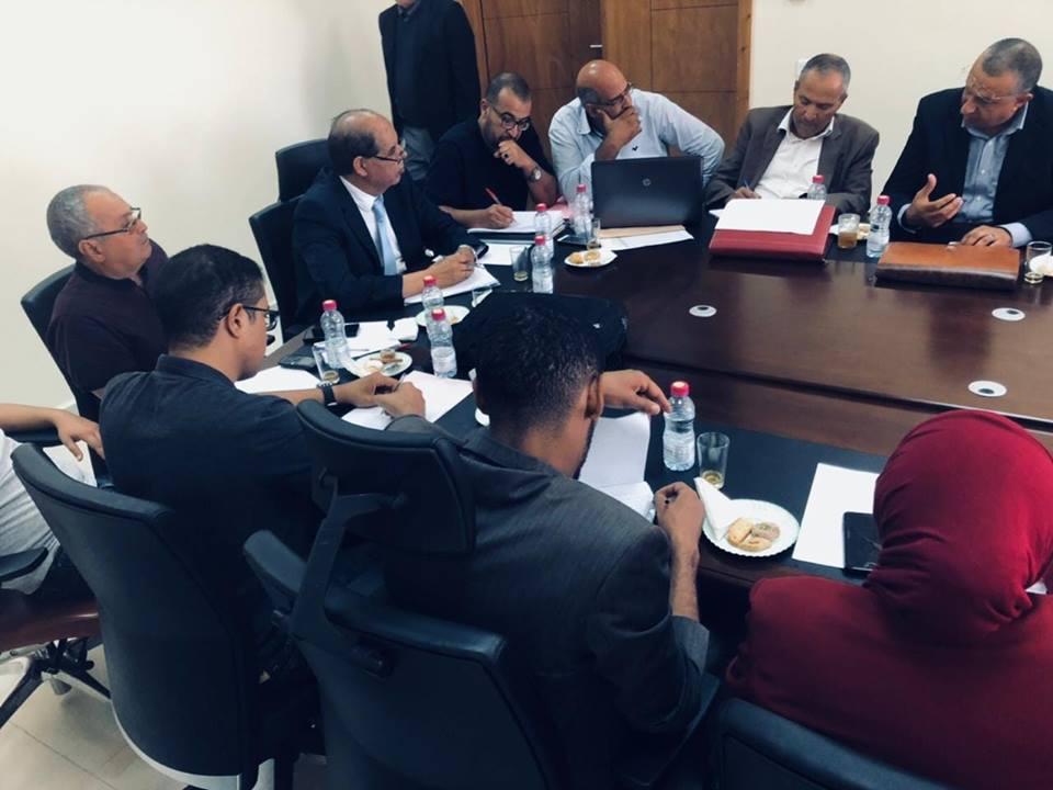 المجلس الإقليمي لسيدي بنور يشرع في اعداد برنامج للتنمية بالإقليم