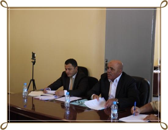 جماعة لغديرة تنهج سياسة القرب دفاعا عن مصالح السكان في مناقشة نقط جدول الدورة العادية لأكتوبر