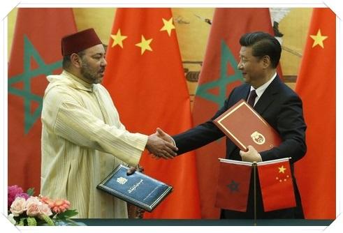 لمغرب بوابة الصين نحو افريقيا .. شركات عملاقة في خدمة مشاريع للطاقة،SEPCOIIIالصينية نموذجا