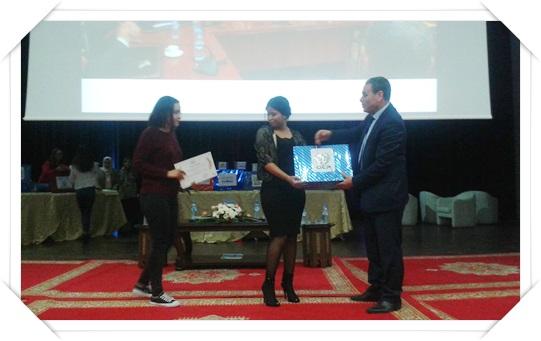 جامعة شعيب الدكالي توزع شواهد التميز على المتفوقين في جو احتفالي متميز