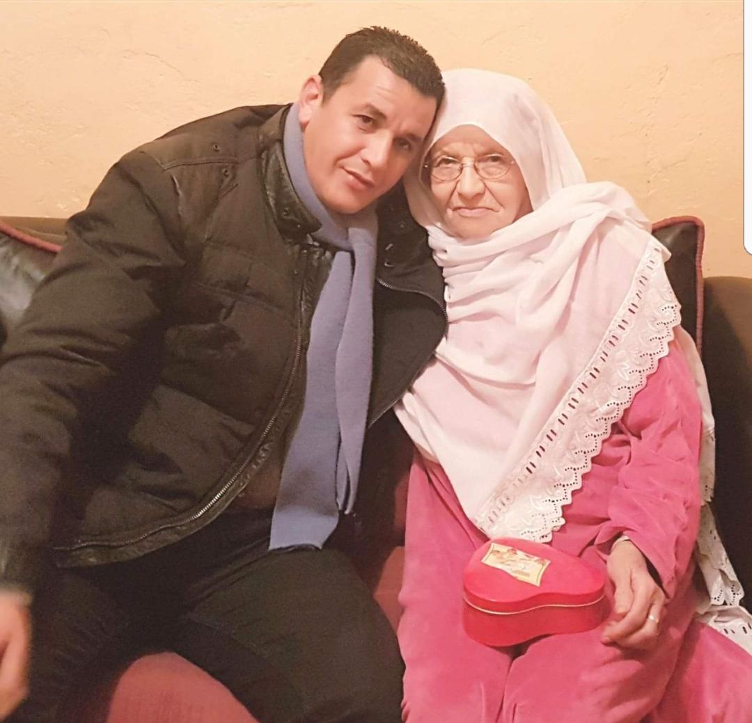 تعزية الى الزميل حسين أيت حمو في فقدان والدته